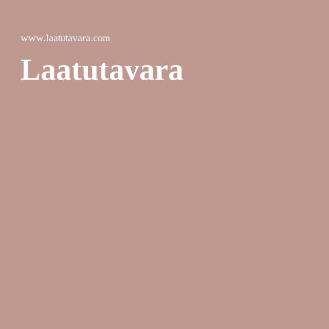 Laatutavara: a complete list of kaj franck bowl designs with designer names