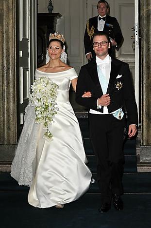 Swedish Royal Wedding Prinzessin Victoria Von Schweden Kronprinzessin Victoria Braut Portraits