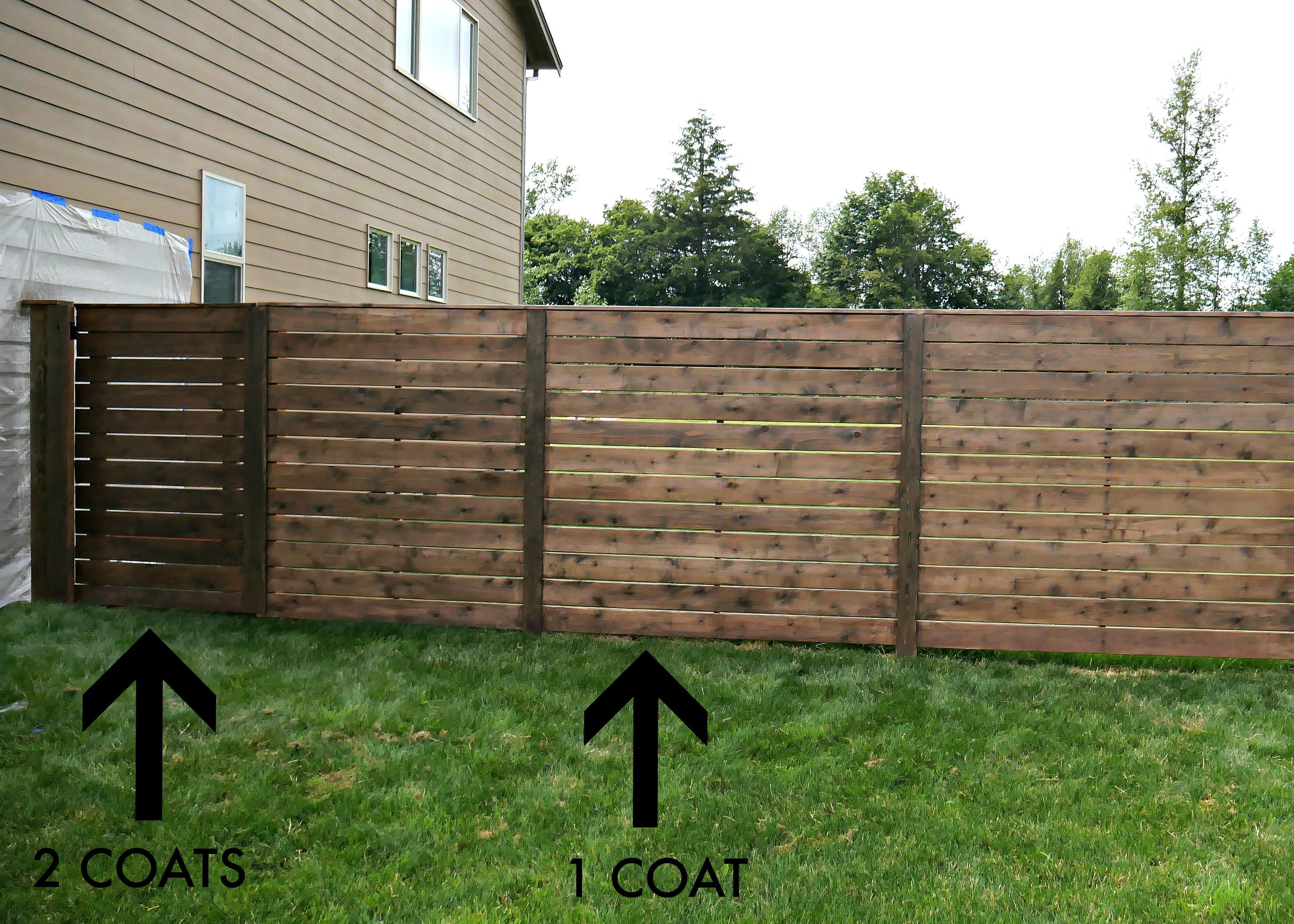 Tips For Staining A Fence Fences Stain