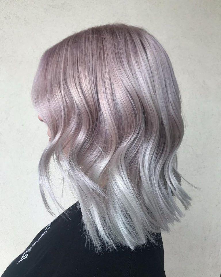40 Silver Hair Color Ideas 2020 Trends Highlights Styles And More In 2020 Silver Hair Color Haircuts For Medium Hair Silver Hair