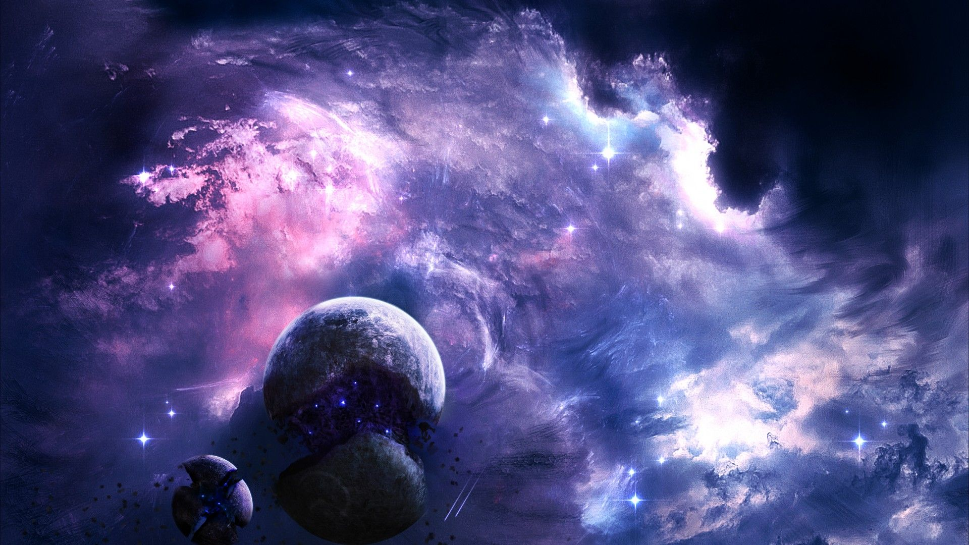 Download Largest Collection of HD Space Wallpapers For Free