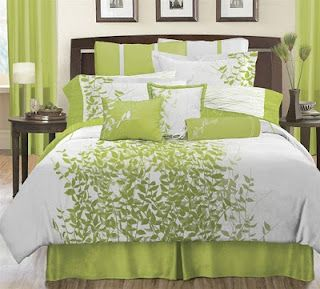 Emily Would Love This Green Comforter Sets Green Comforter Comforter Sets