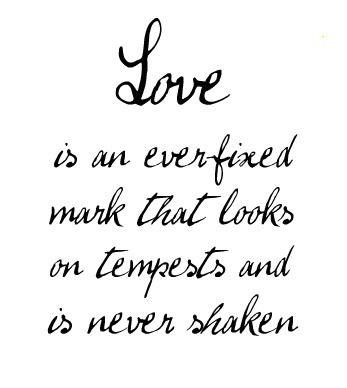 Summer Bramall: Sonnet 116 Via Relatably.com · Shakespeare Love  QuotesShakespeare ...