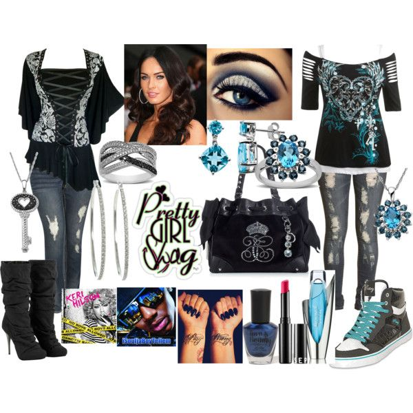 Swag Clothing For Girls Polyvore