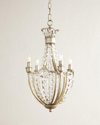 Cristabel crystal chandelier at neiman marcus