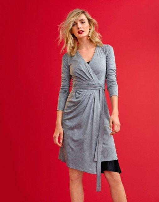 Diane von furstenberg wickelkleid schnittmuster – Mode Website Foto ...