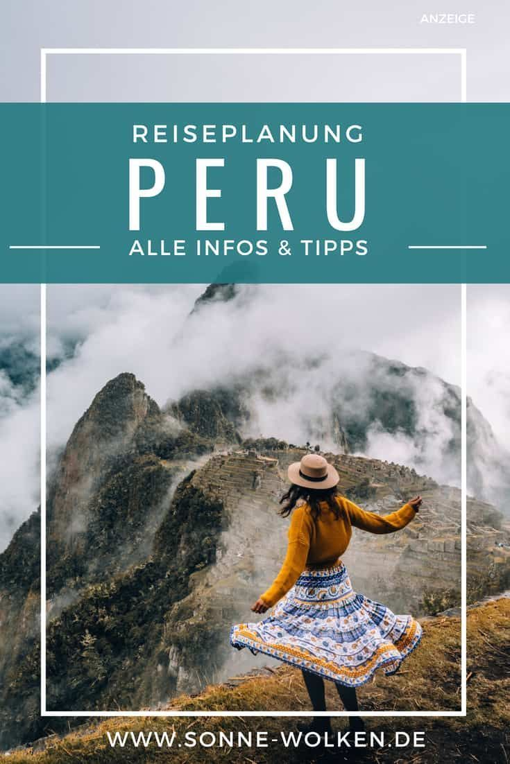 Photo of Do you want to travel to Peru? My best tips for planning your trip! – Sun & clouds