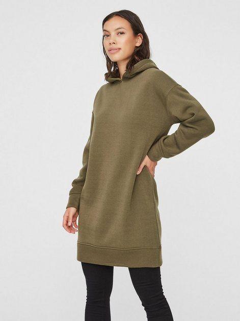 Photo of Noisy may Kapuzen Jersey Kleid, Langärmeliges Sweatkleid online kaufen   OTTO