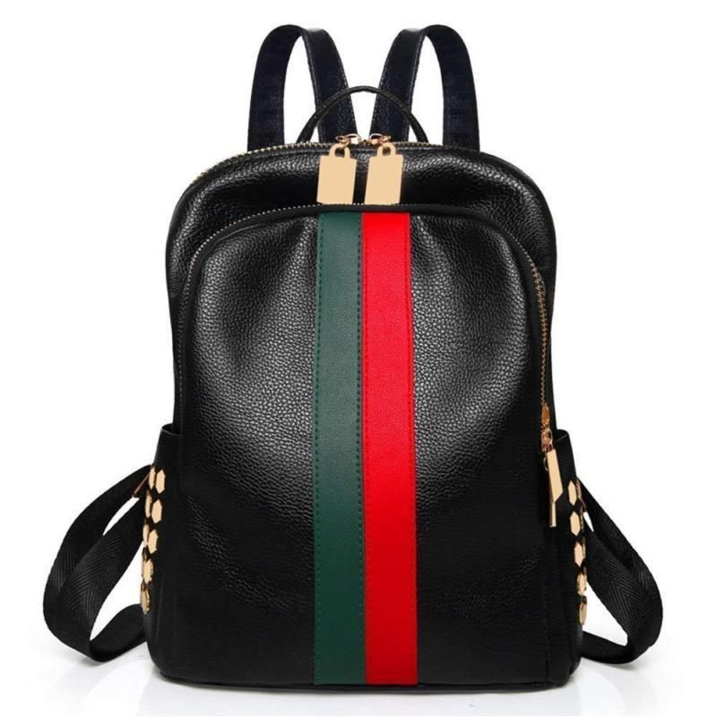 9f3a5ca9c89 Mini Cute Backpack Leparvi Girly Leather Day Packing Teen Satchel Luxury  Designe  fashion  clothing  shoes  accessories  womensbagshandbags (ebay  link)