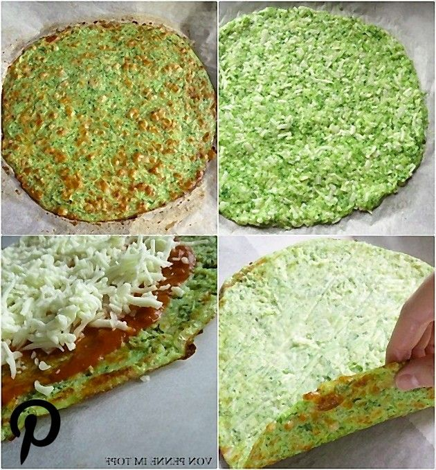 Low Carb Zucchini Crust Pizza Low Carb Zucchini Crust Pizza
