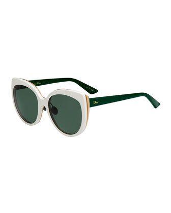 c7641afda6f Diorific Butterfly Sunglasses