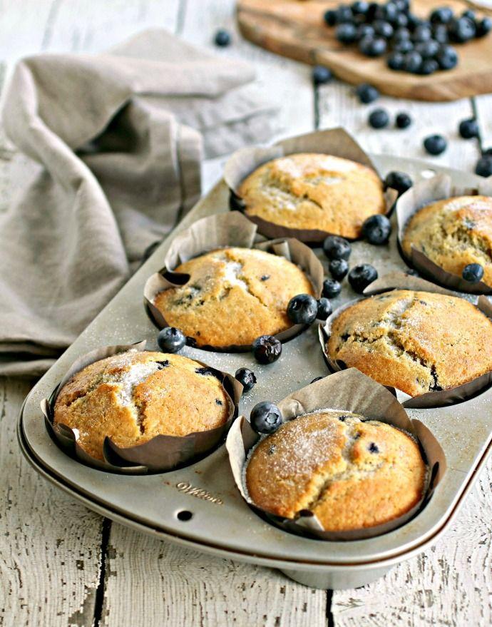 Blueberry Cornmeal Muffins Blueberry Cornmeal Muffins Cornmeal Muffins Cornmeal Muffins Recipe