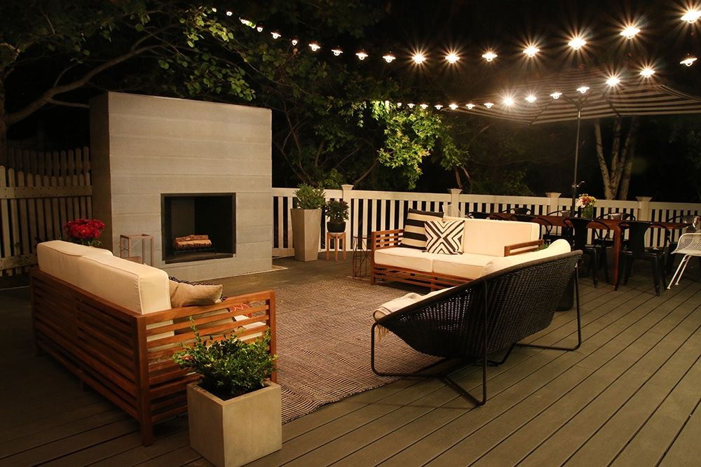 How to Build an Outdoor Fireplace 53 Way Pinterest Outdoor