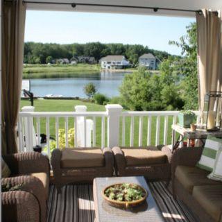 Amazing My Outdoor Living Room.