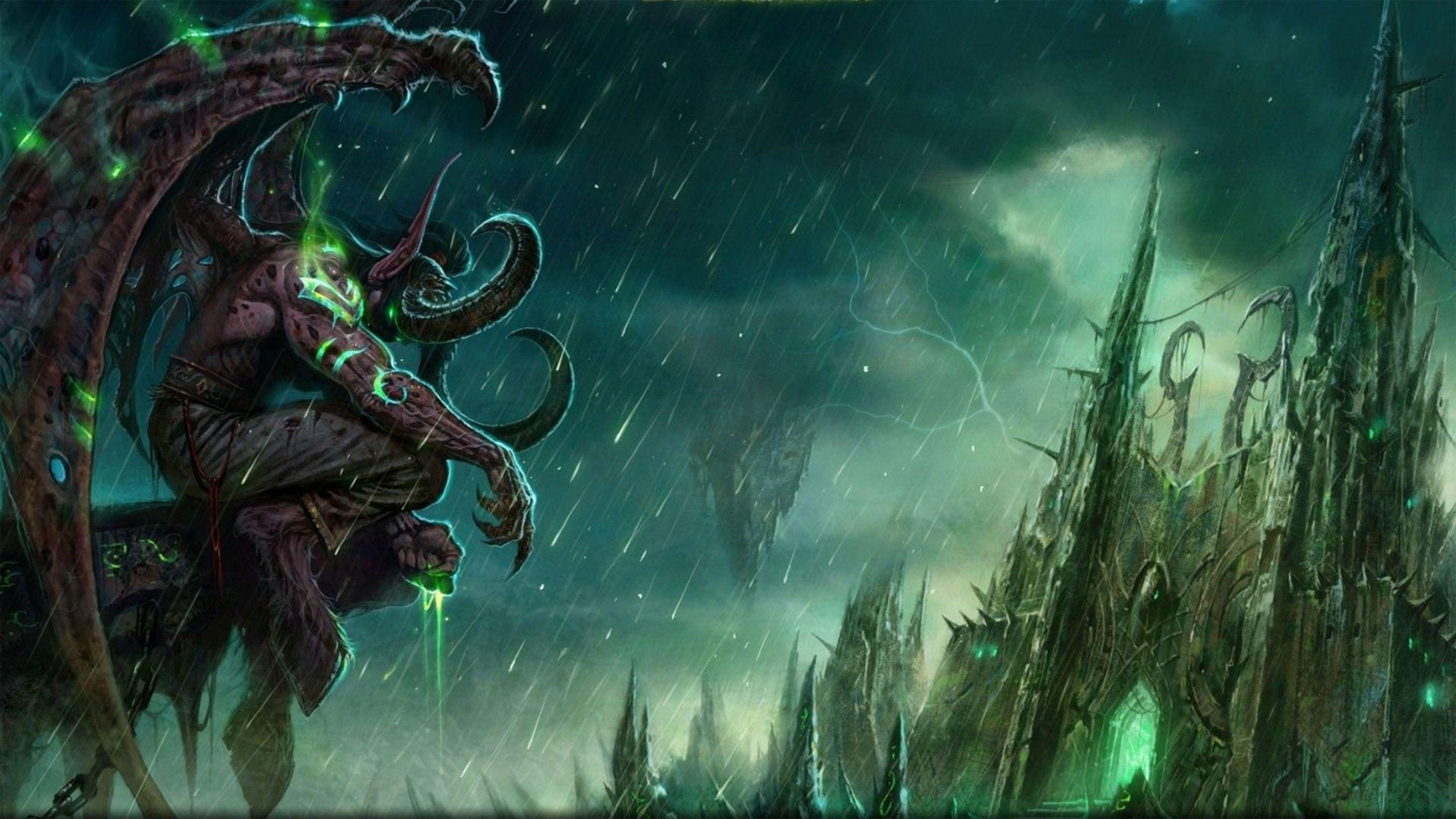 World Of Warcraft Legion Wallpapers In Ultra Hd 4k En 2019
