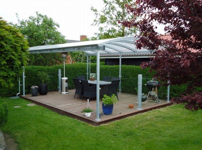 overdækket terrasse - Google-søgning | Garden stuff | Pinterest | Carport designs