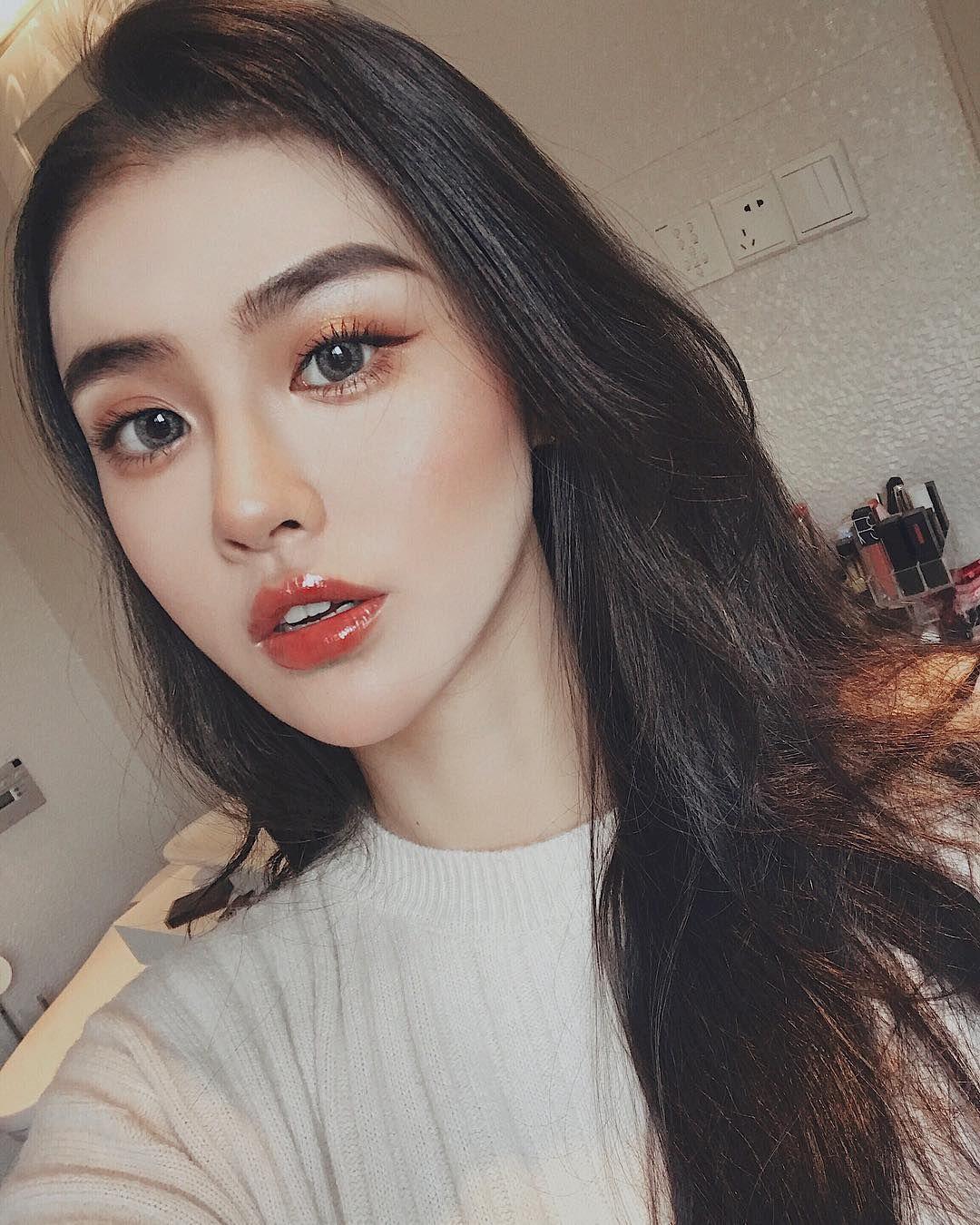 Youjinny S Kbeauty Beauty Koreanstyle Asian Makeup Korean Makeup Look Daily Makeup