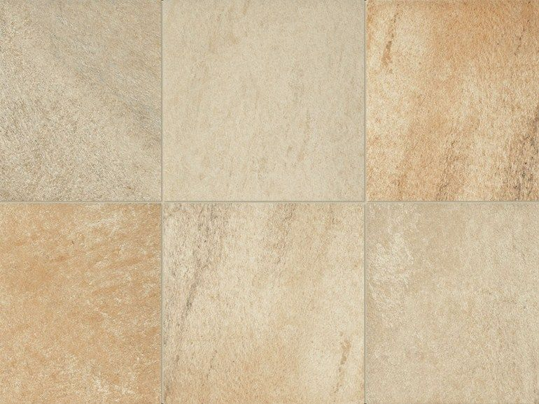 Pavimento de gres porcelánico efecto piedra pangea by