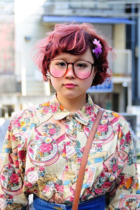 japanese street style, kawaii