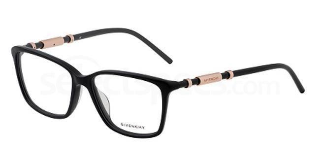 Prescription glasses free lenses