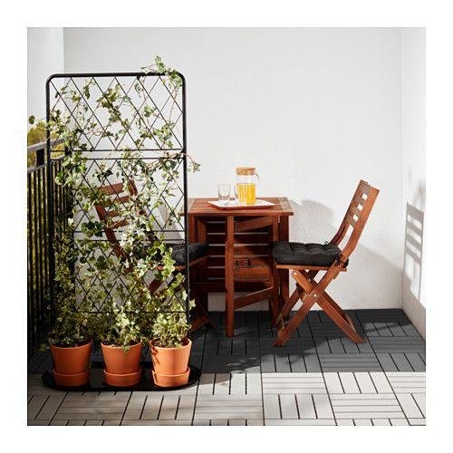 runnen caillebotis gris maison du monde ikea et balcons. Black Bedroom Furniture Sets. Home Design Ideas