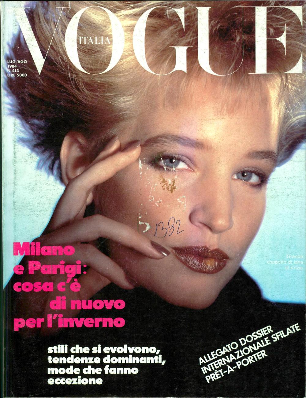 Rivista Vogue Settembre 2020