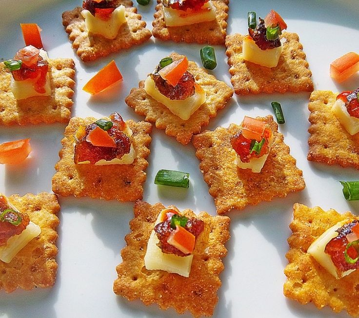 Inexpensive Finger Food Party Idea: Top 10 Party Finger Food Ideas