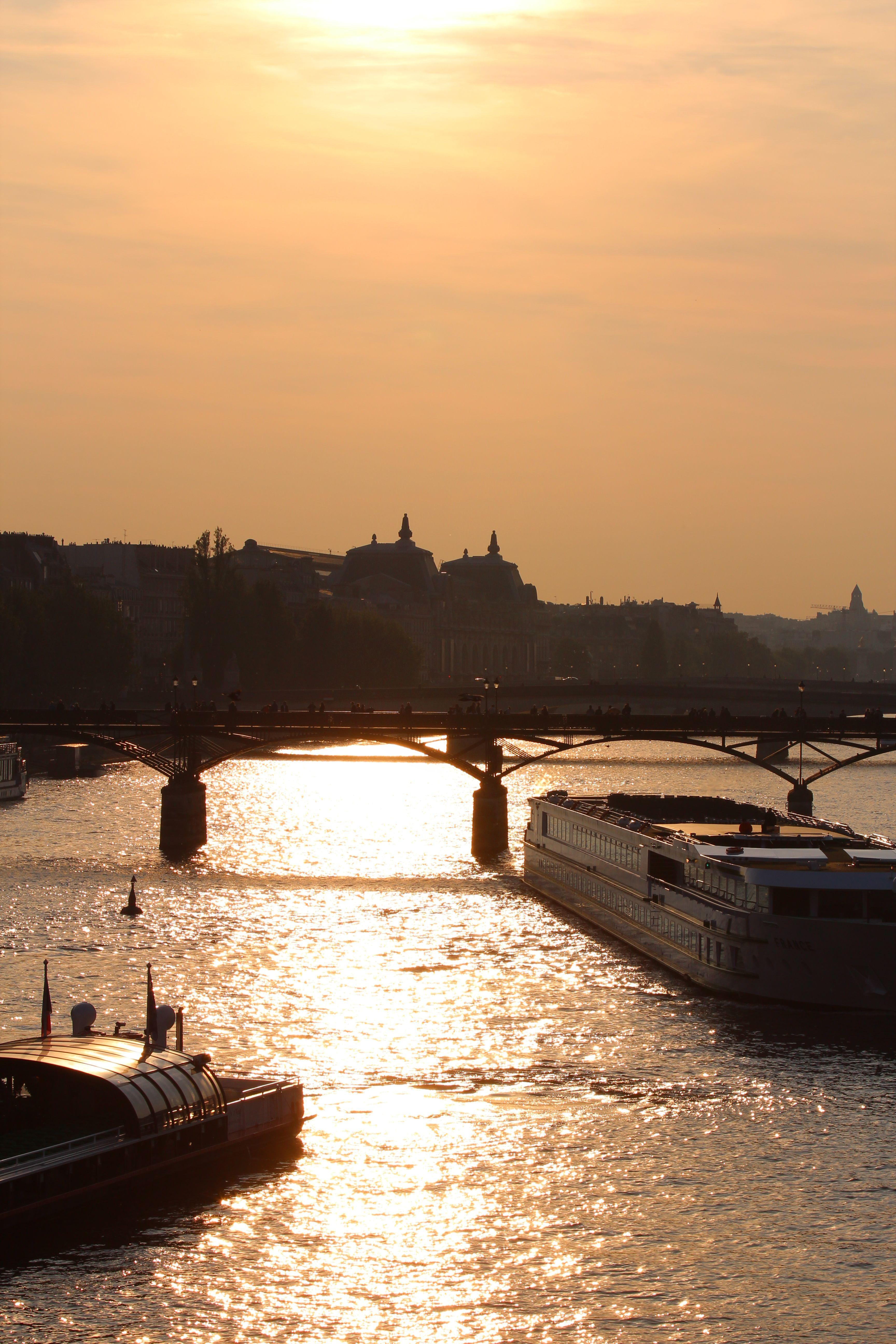 Paris...la Seine