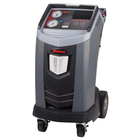 Premium AC RRR Machine, Multicolor Recycling, Mechanic