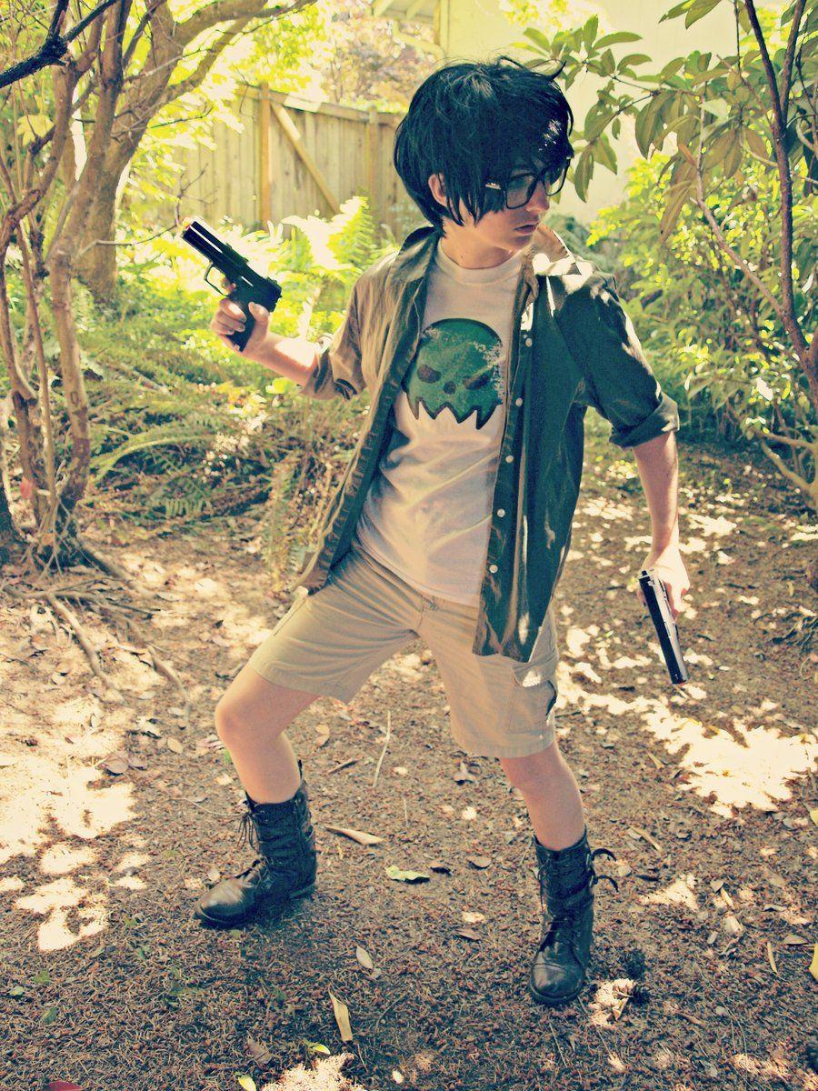 Jake english cosplay awwwwwwww so cute
