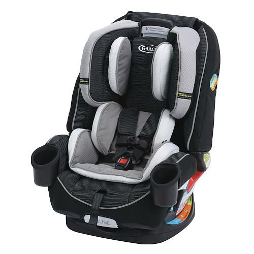 Graco 4ever All In 1 Safety Surround Convertible Car Seat Tone Baby Car Seats Car Seats Convertible Car Seat