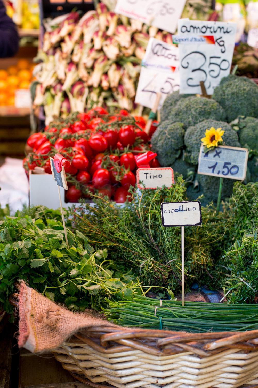Photo of The Rialto Market | Venice, Italy —   HEATHER BULLARD