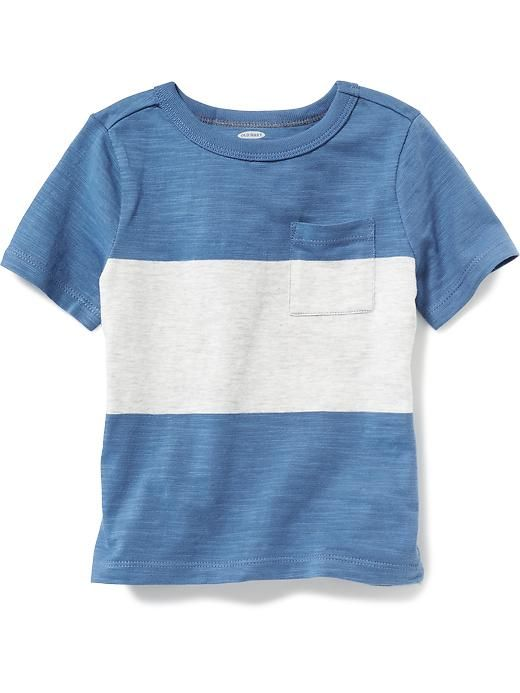 733d7ed4b9f5 Rugby-Stripe Tee for Baby