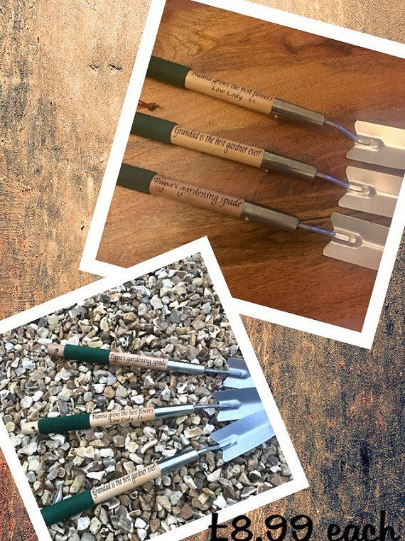 Personalised Gardening Spade Tool,Christmas Gift,For Dad, Gift For Grandad, Gardening  Gift, Personalised Tool, Gardening Tools, Gift For Guy