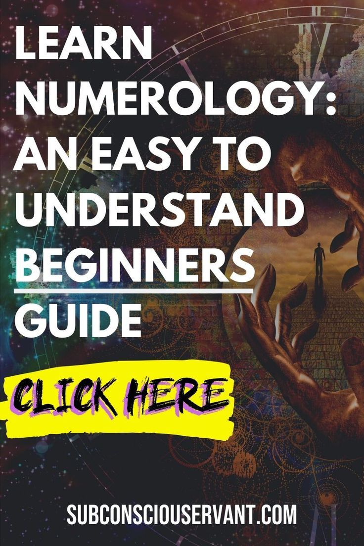 Learn Numerology An Easy To Understand Beginners Guide