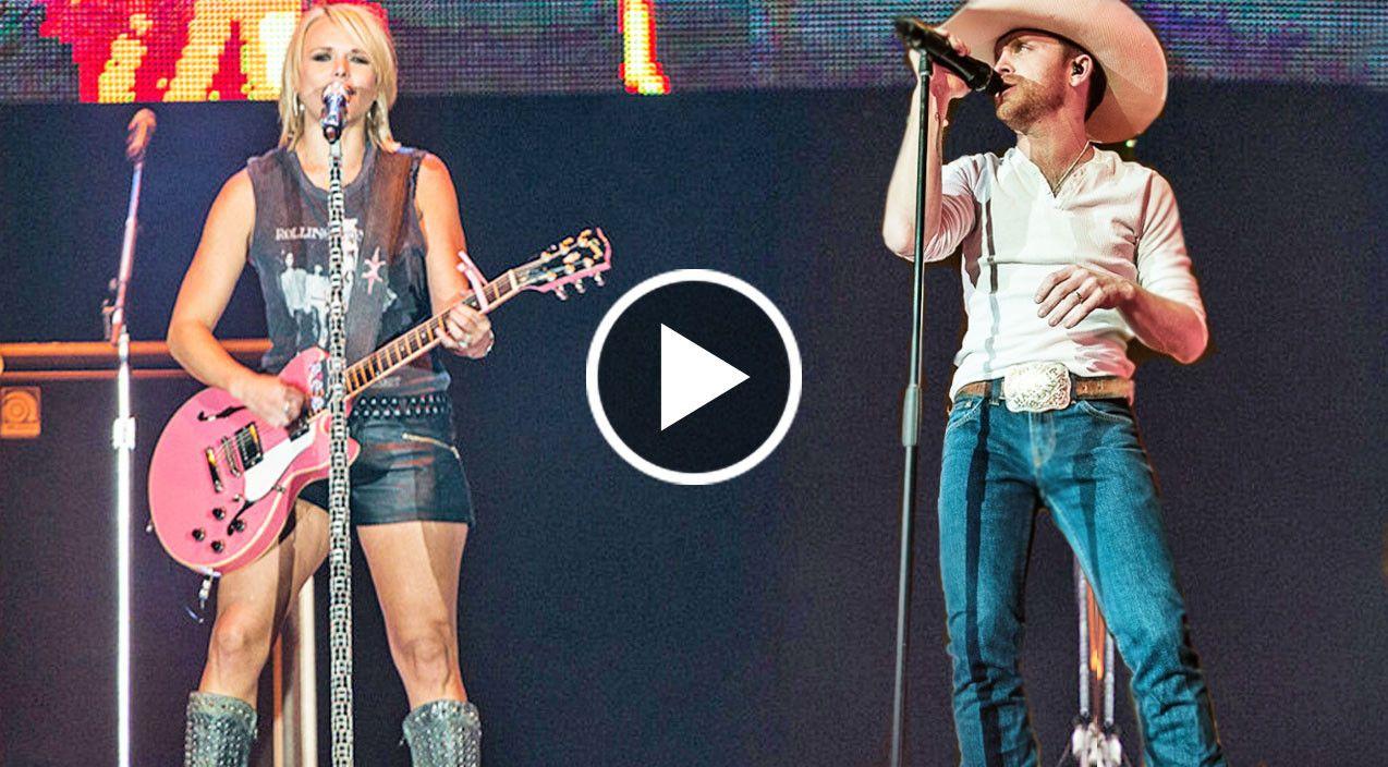 Miranda Lambert & Justin Moore Shatter Hearts With Unreleased Duet