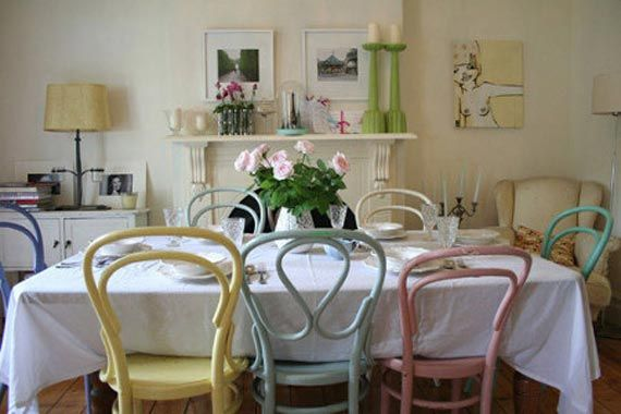 Room Dining Chairs Different Colors
