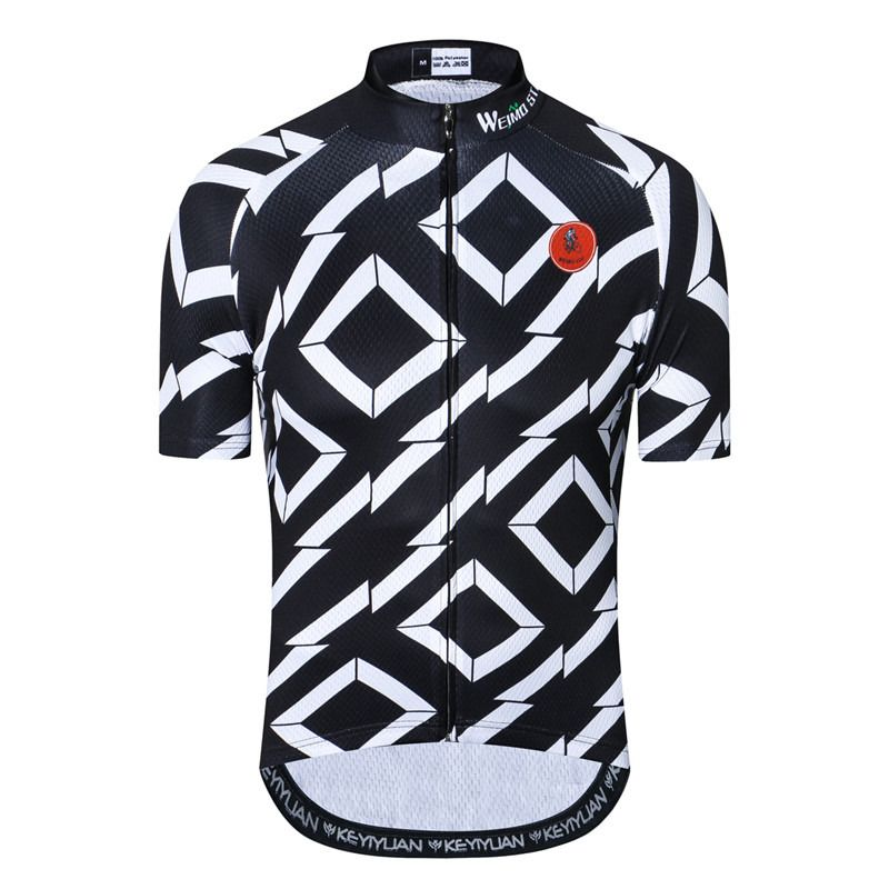 2c6018143 Weimostar Cycling Jersey 2018 Short Sleeve Team Racing Bicycle Cycling  Clothing Summer Men mtb Bike Jersey