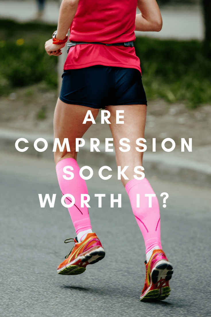 Do Compression Socks Really Help You Run Better Compression Socks Benefits Compression Socks Compression Calf Sleeves