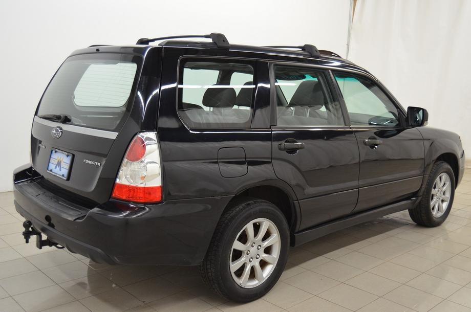 Used 2007 Subaru Forester 2.5X Premium in CANTON MA 02021