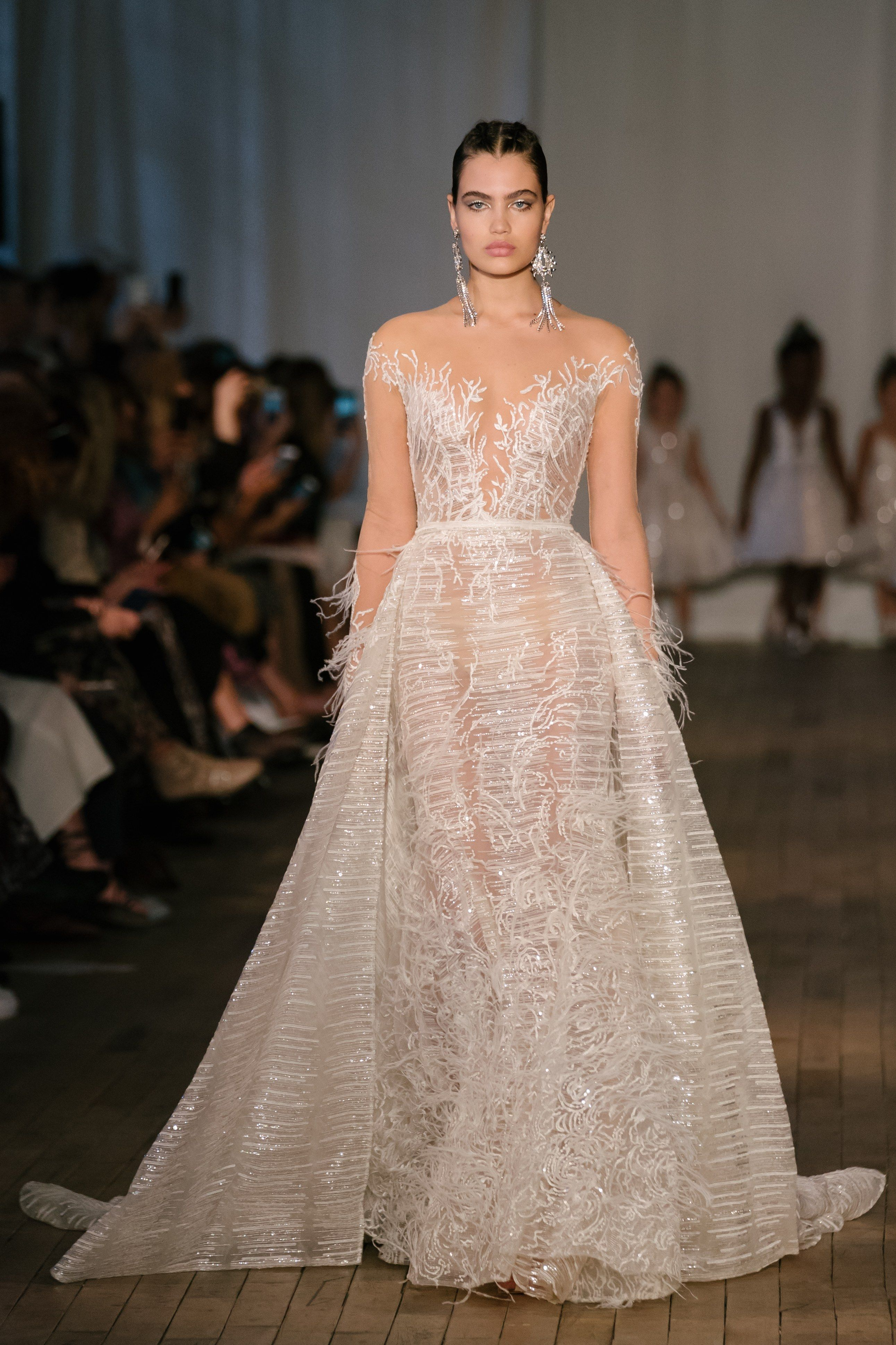 8acee1347b9e Berta Bridal & Wedding Dress Collection Spring 2019 | Brides | Berta ...