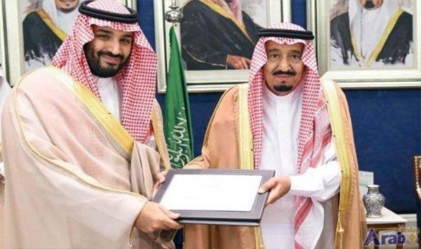 King Salman Appoints Son As Saudi Crown Prince King Salman Saudi Arabia Prince Hd Nature Wallpapers
