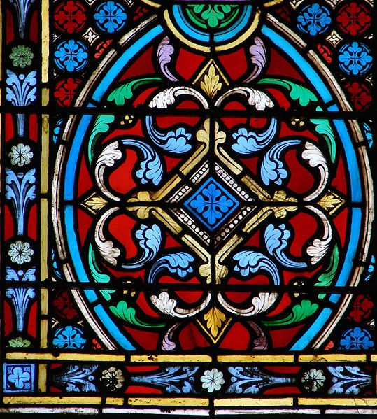 stained glass | Stained Glass: Craft and Home Decor
