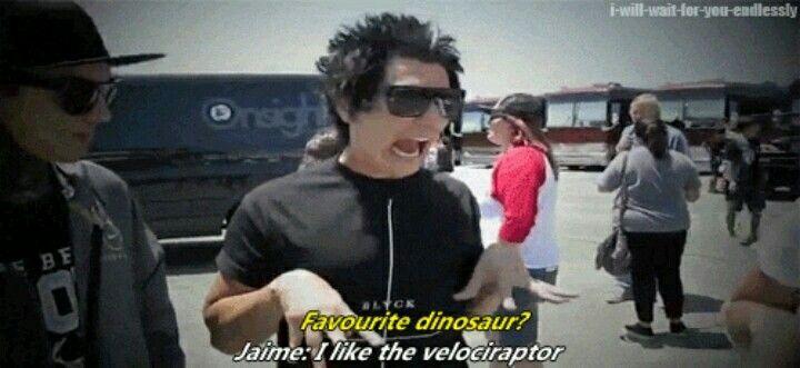 Jaime Preciado-Pierce The Veil