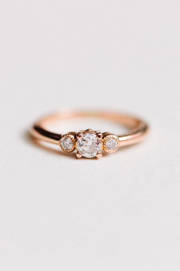 ba897da4e Awesome -> Yellow Gold Engagement Rings Canada :D. Dainty and pretty: ...