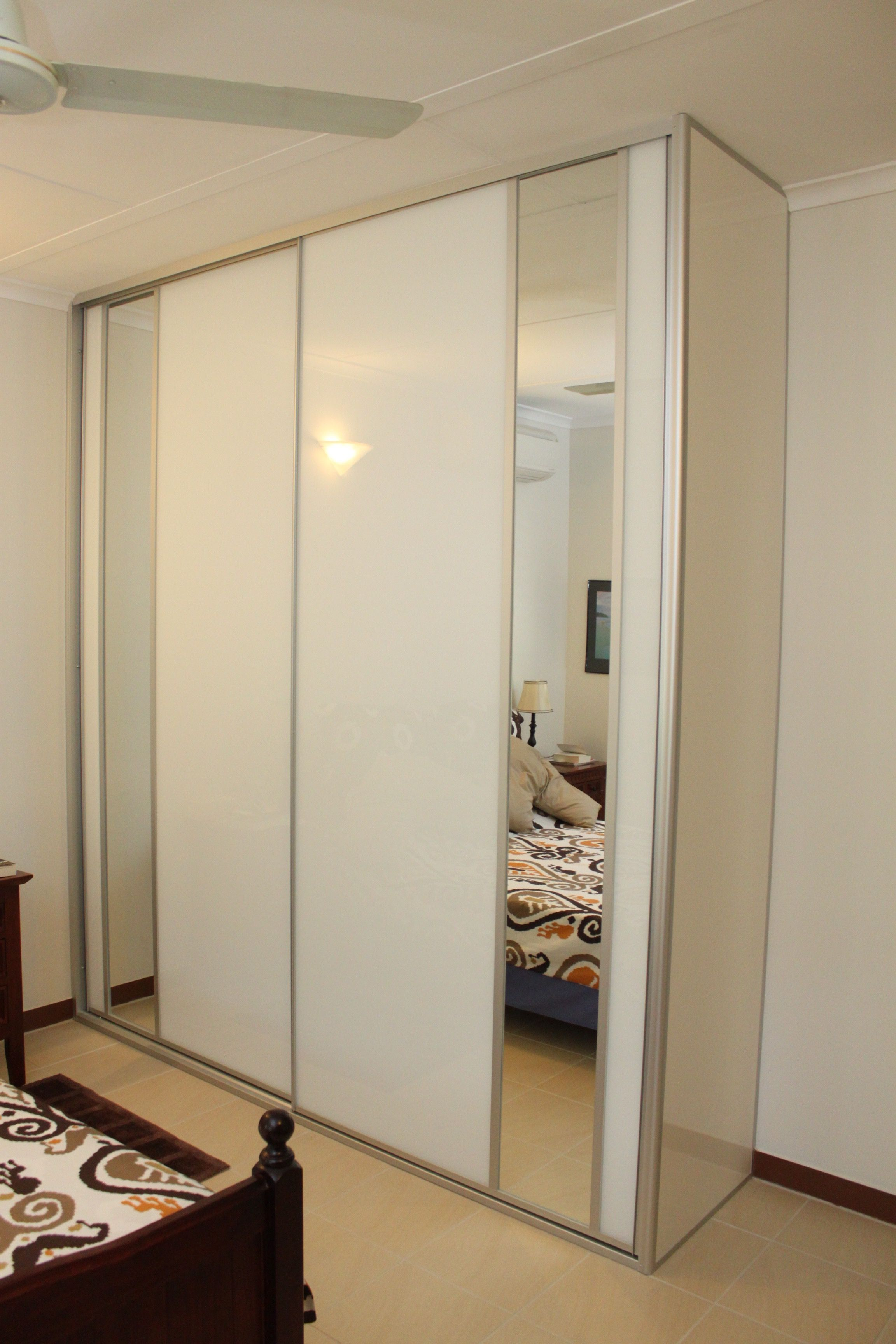 These Beautiful Sliding Doors Are From Our Mode Range We Have Used Super Clear White Gl And Silver Frames Clients Love The As They Still
