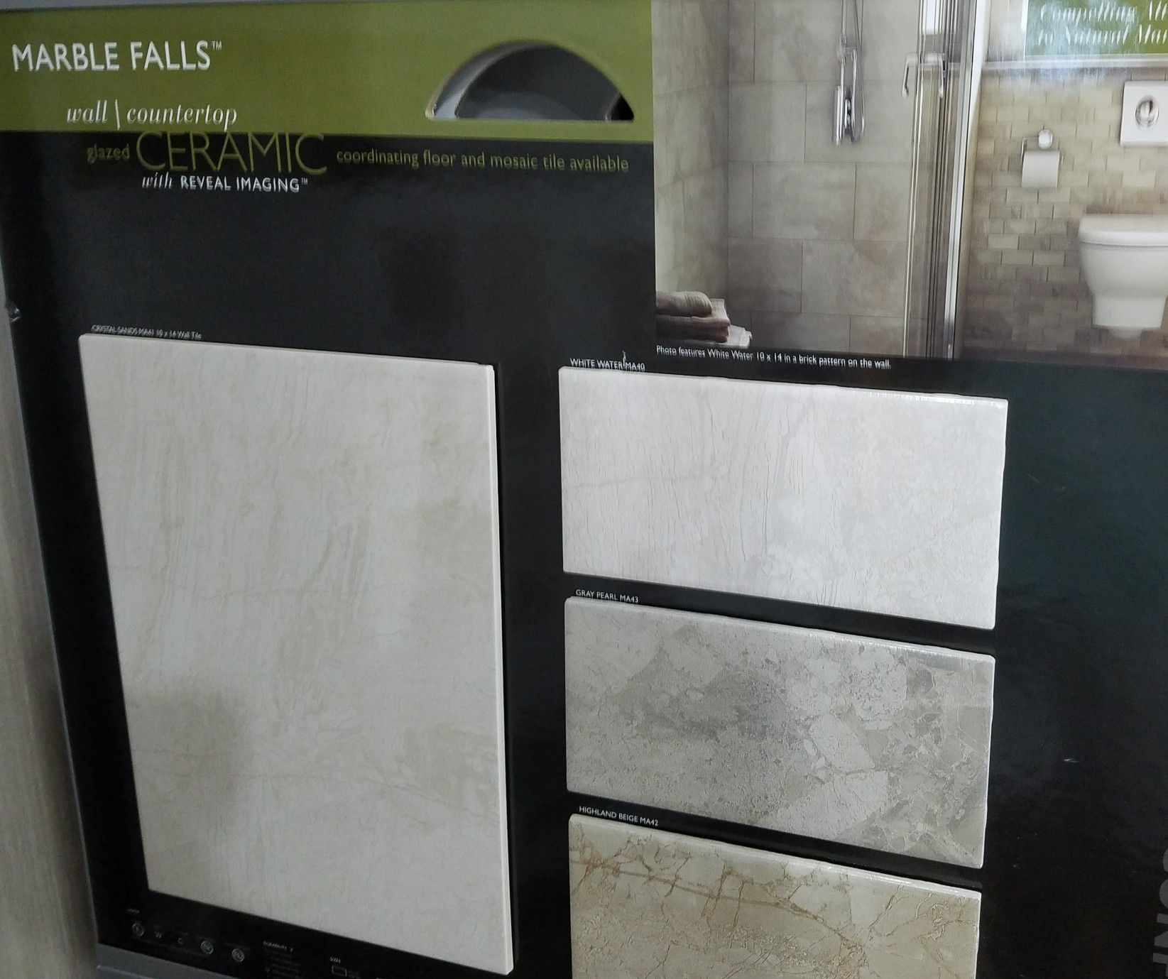 Marble falls ceramic tile white water daltile jimmy new marble falls ceramic tile white water daltile dailygadgetfo Image collections