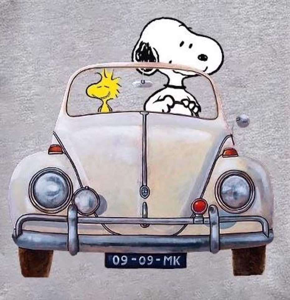 Обои Snoopy. Рендеринг foto 10