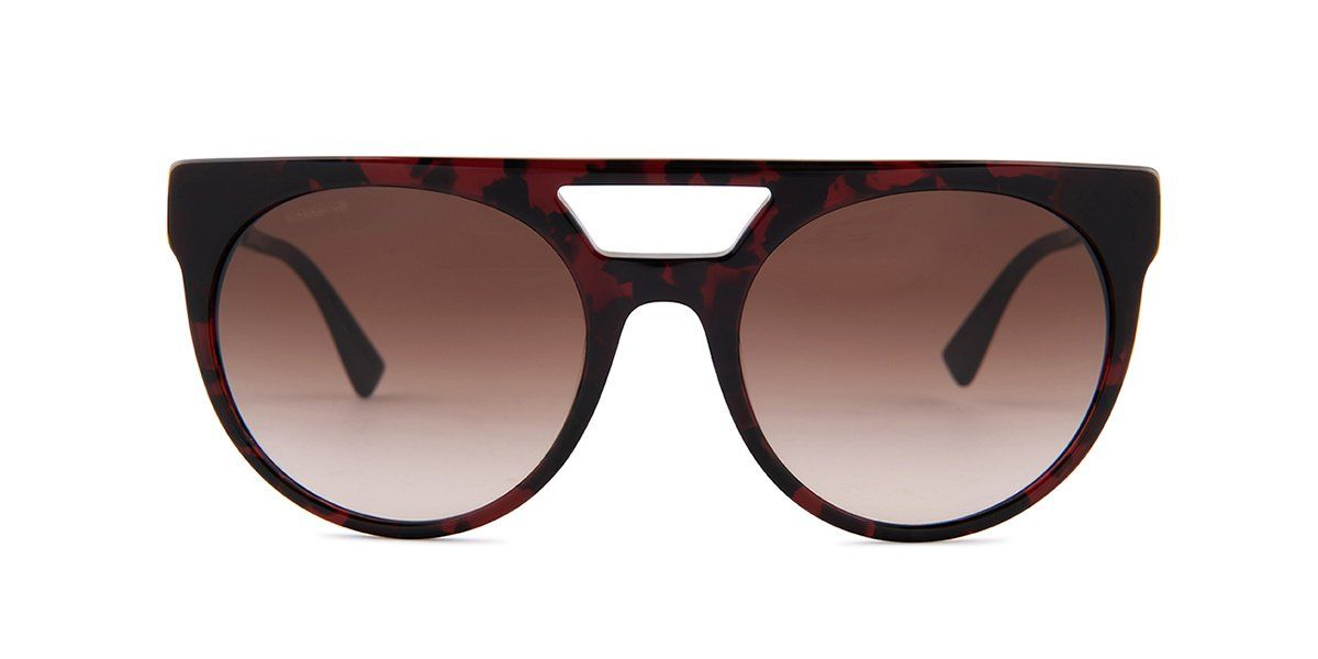 a576d193ef5 Versace VE4339 Red Havana   Brown Lens Sunglasses – shadesdaddy