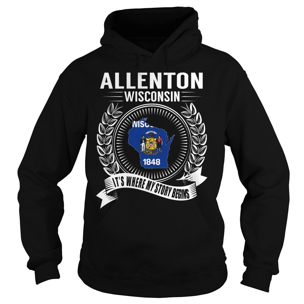 Allenton, Wisconsin - Its Where My Story Begins